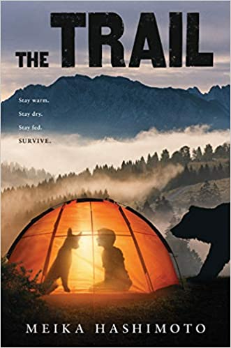 Book Cover for The Trail by Meika Hashimoto